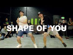 "(441) ""SHAPE OF YOU"" - Ed Sheeran Dance | @MattSteffanina @PhillipChbeeb Choreography - YouTube"