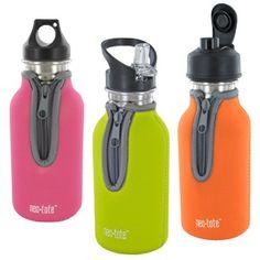Neo Vas 18oz Stainless Steel Water Bottle