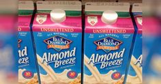 If Anyone You Know Buys Almond Milk, Tell Them To Stop - Here's Why