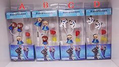 Find More Consumer Electronics Information about 10pcs New In Earphone Cartoon Frozen Elsa Anna Wired earphone Headset Headphone in ear 3.5mm for Mobile Phone Free Shipping,High Quality Consumer Electronics from mingfashangmao on Aliexpress.com