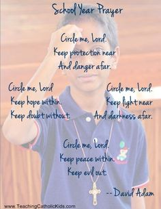 A prayer for your children