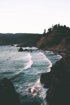 """hannahkemp: """"The Coast//Oregon August 2016 """""""