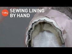 Tailor sleeve, the sewing. - YouTube