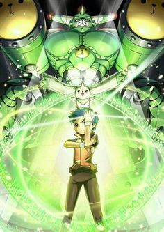 Digimon: Henry & MegaGargomon