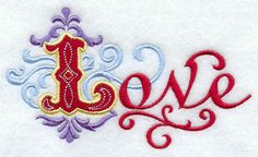 Machine Embroidery Designs at Embroidery Library! - Color Change - E6689