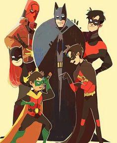 Resultado de imagem para batfamily blackbird