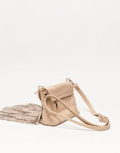 Fringe Cross Body