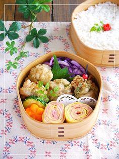 ☆☆2013年7月お弁当まとめ・・その1☆☆ の画像|曲げわっぱのあひる弁当