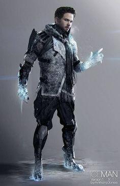 iceman costume - Google Search
