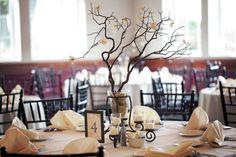 #DIY #Manzanita Branch #Wedding #Centerpieces