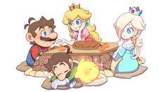 Mario Fan Art, Mario Bros., Mario And Luigi, Super Mario Games, Super Mario Art, Super Mario Brothers, Super Smash Bros Videos, Luigi And Daisy, Princesa Peach
