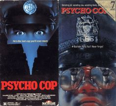 Psycho Cop 1 and 2 Movie Boxes (1)