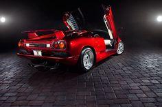 Lamborghini Diablo by Garrett Wade