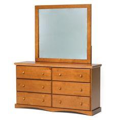 Ethan 6-Drawer Dresser - WCM142