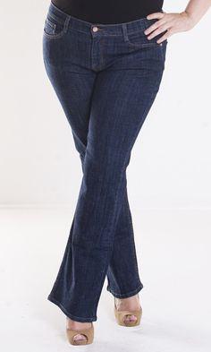 La Femme Bootcut Jeans - J. Mackenzie Fashions - Be Best Dressed