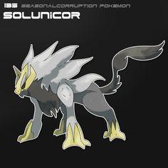 135: Solunicor by SteveO126.deviantart.com on @DeviantArt