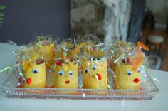 Toilet Paper Roll Chick Treat Cups
