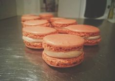 """All-purpose flour """"macarons"""". Does this mean I can create an easier recipe that uses both almond flour AND all purpose? A recipe that might be more foolproof?"""