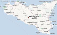 Serradifalco (Serradifarcu) Sicily... my DNA!