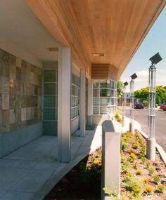 like the mix of materials and shapes williams family dentistry