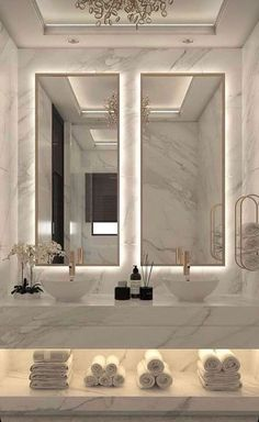 Home Room Design, Dream Home Design, House Design, Apartment Interior Design, Bathroom Interior Design, Modern Contemporary Living Room, Family House Plans, Luxury Homes Dream Houses, Home Decor Furniture