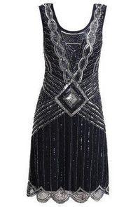 1920s Bridesmaid Dresses flapper dress