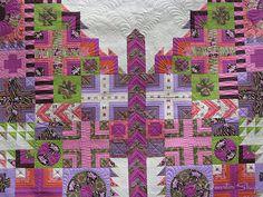 Designer Tidbits: Tula Pink ~ Butterfly Quilt