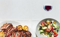 Grilled Yogurt-Marinated Leg of Lamb - marinade works with other cuts of meat and chicken.