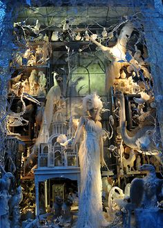 NYC Xmas shop windows