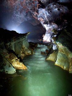 World's Largest Cave, Son Doong, Vietnam