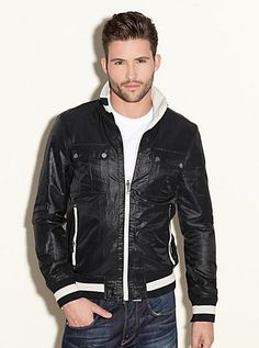 My Jacket Addiction, I have this too! Thanks to my guess employee discount.