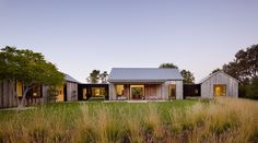 Walker Warner Architects - PORTOLA VALLEY