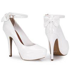 Sapato Feminino Lara Costa Branco