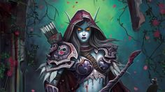 Lady Sylvanas Windrunne