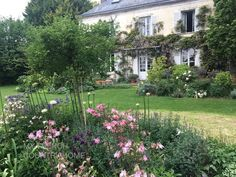 Sharon Santoni's home in Normandie
