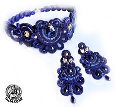 Soutache set by caricatalia on DeviantArt