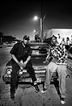 """ Dr.Dre & Snoop Dogg """
