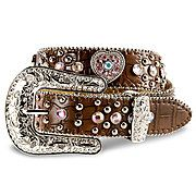 Cowgirl belt...I MUST have this!