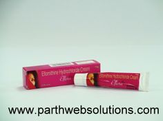 """Eflora cream 13.9% (a generic of Vaniqa) is used to treat unwanted hair on the face, around the lips and chin, in conditions like hirsutism, which is caused by over production of androgens, and as a natural effect of aging during menopause. Eflora cream help slow the rate of excessive or unwanted hair growth, but it is not depilatory, which means that it does not """"cure"""" unwanted hair. Eflora cream can also be used to reduce facial hair and improve appearance in male to female transsexuals."""