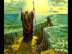 Hoe kwam mozes door de rode zee