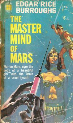 The Master Mind Of Mars. Edgar Rice Burroughs.