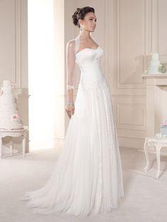 Brautkleider von Top-Marken | miss solution Bildergalerie - Bolonia by NOVIA D'ART