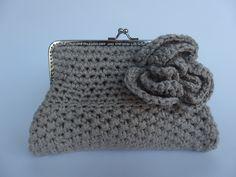 Small framed purse.