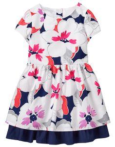 Floral Dress- Gretchen