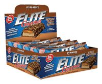 Dymatize Nutrition Elite Gourmet Caramel Toffee Crunch Bar, 12.0 Each , Bars