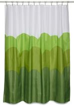 Spring Out of Bed Shower Curtain