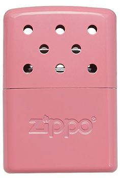 I just read a great review on this Zippo Hand Warmer. You can get all the details here http://bridgerguide.com/zippo-hand-warmer/. Please repin this. :)