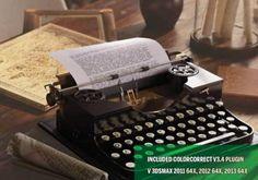Typewritter | Mattia Ribola