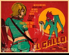 CALAVERA COMICS: April 2007