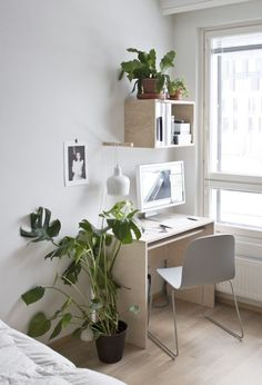 There's something wonderful about Finnish style. And the home of Anna Pirkola, a concept designer, interior, blogger, prop stylist and set designer is no exception. Decorated in white, grey and light